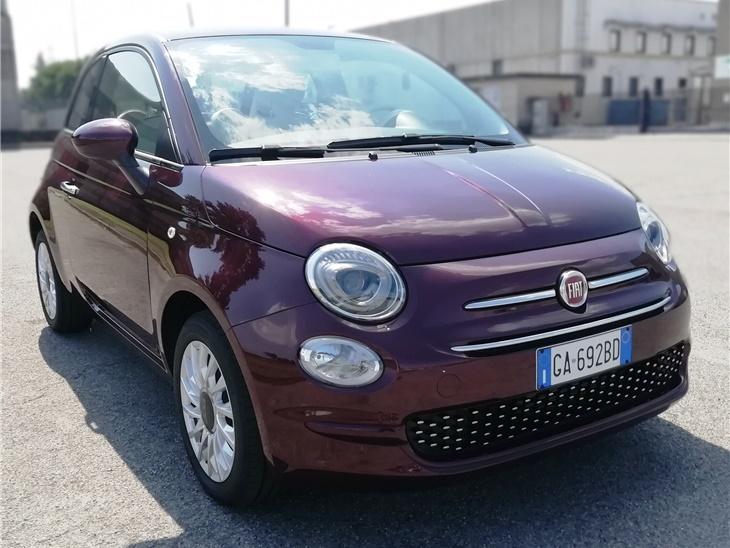 Novità Fiat 500