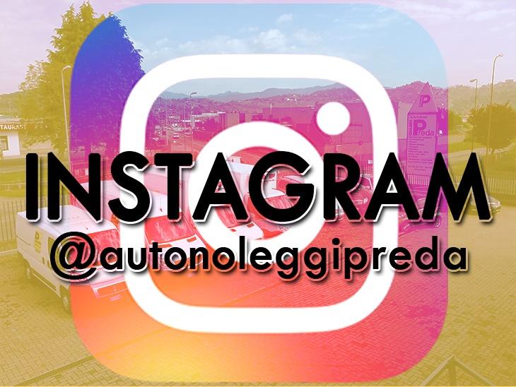 Siamo anche su Instagram!