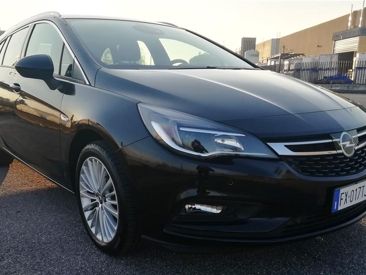Veicolo | Opel Astra SW 1600 DTI