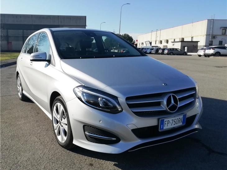Veicolo | Mercedes Classe B 180 CDI