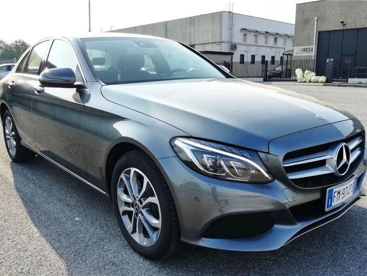 Veicolo | Mercedes Classe C 220 CDI