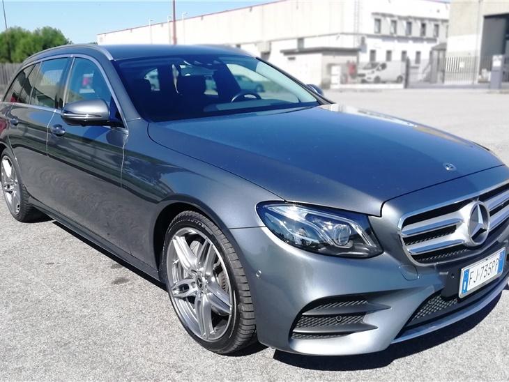 Veicolo   Mercedes Classe E 220 CDI