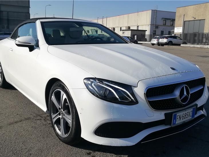 Veicolo | Mercedes Classe E Cabrio 250 CDI