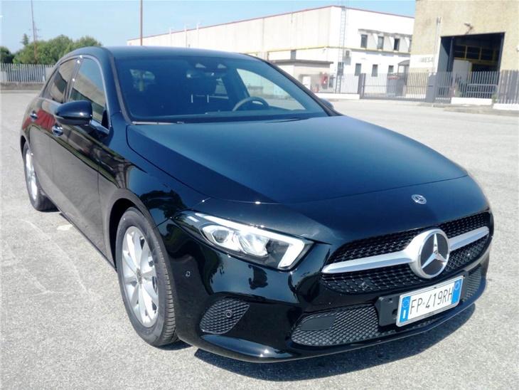 Veicolo   Mercedes Classe A 180 CDI