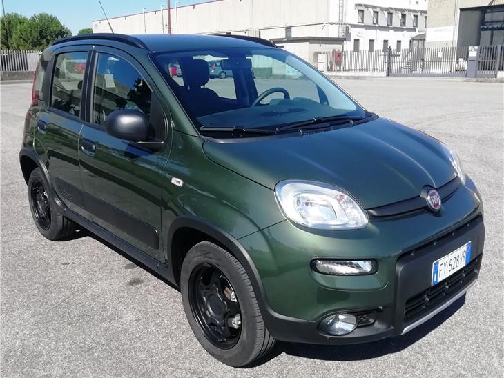Veicolo | Fiat Panda 4X4