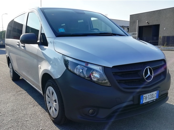vehicle | Mercedes Vito 9 posti 114 CDI LONG