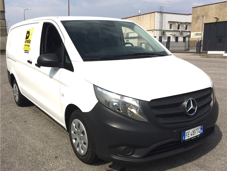 Mercedes Vito Furgone Long 111 CDI