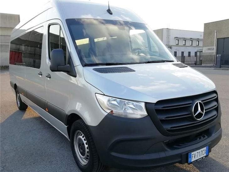 Veicolo | Mercedes Sprinter Komby Passo Lungo 9 Posti