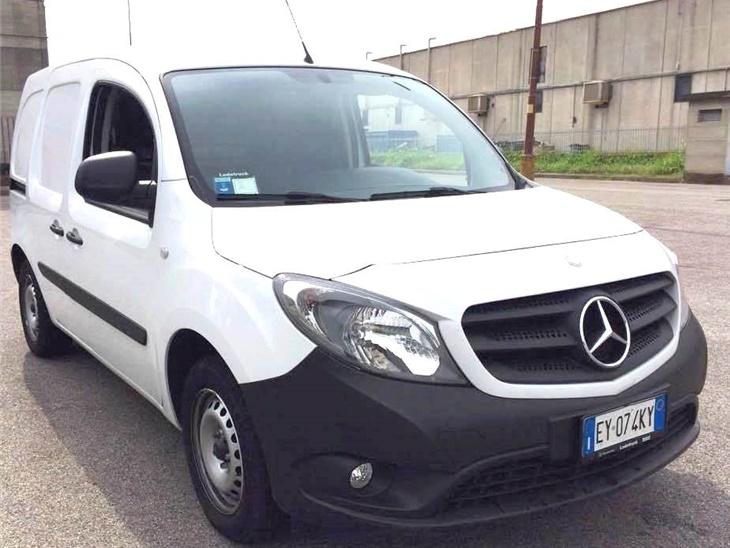 Veicolo | Mercedes Citan 109 CDI Long