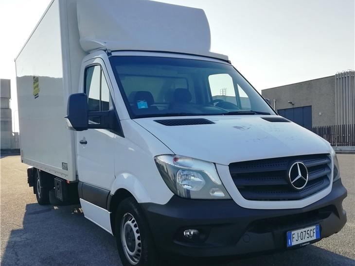 Veicolo | Mercedes Sprinter Centinato Sponda Idraulica 313 CDI