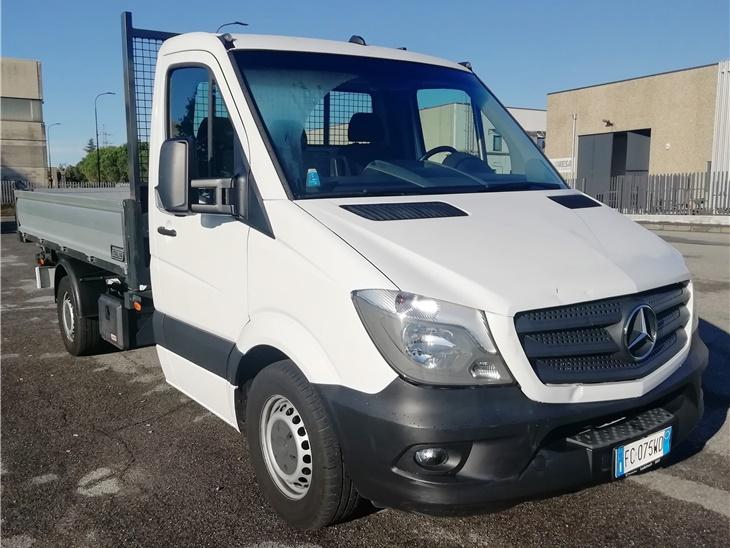 Mercedes Sprinter Ribaltabile