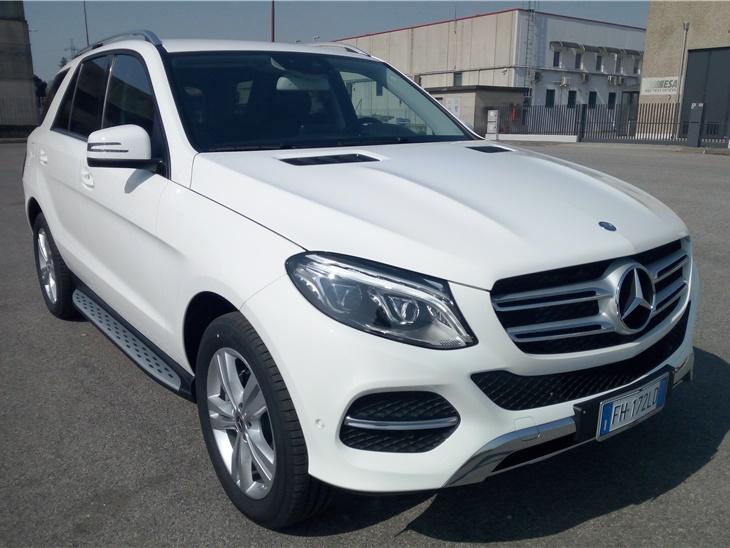 Veicolo | Mercedes GLE 250D 4X4