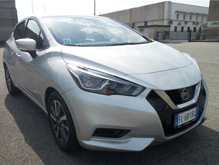 Nissan Micra dCi Acenta