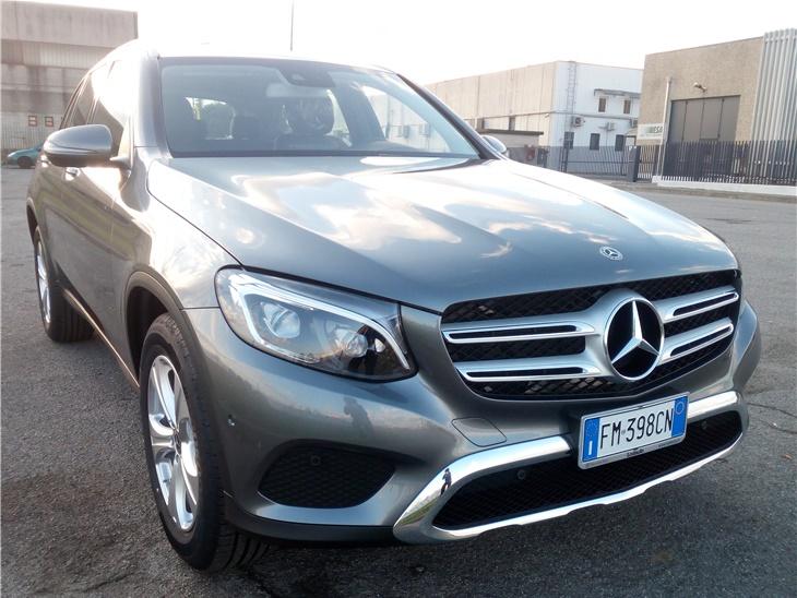 Mercedes GLC 4X4 CDI 220