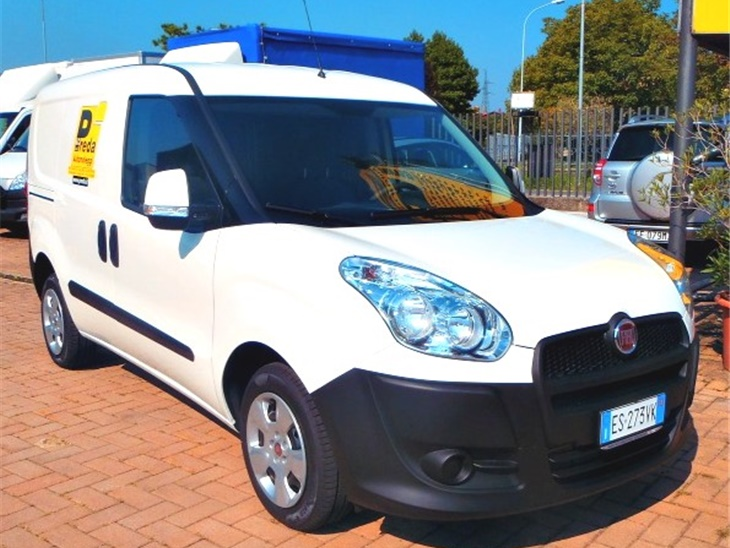 Veicolo | Fiat Doblò Cargo
