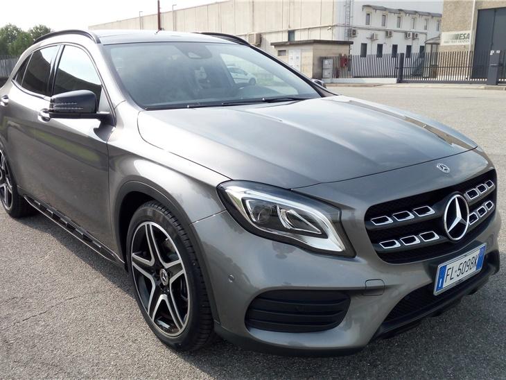 Veicolo | Mercedes GLA 4X4 CDI 220