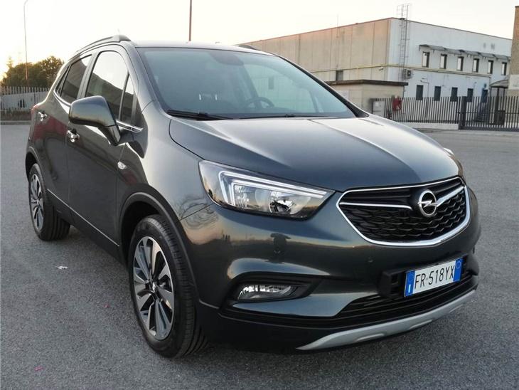 Veicolo | Opel Mokka 4X4