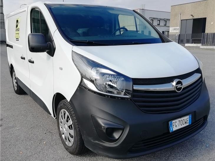Veicolo | Opel Vivaro L1 H1