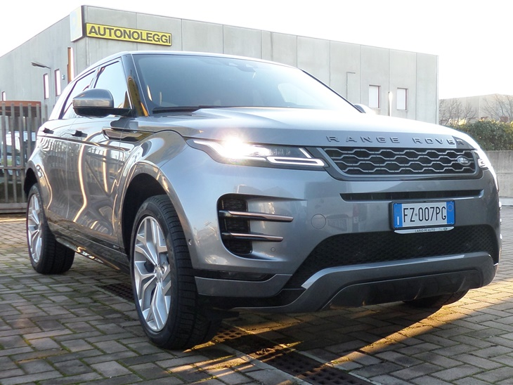 Land Rover Evoque 2.0 R-Dynamic
